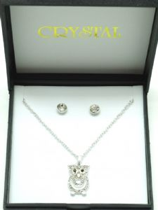 Crystal Owl Black box set